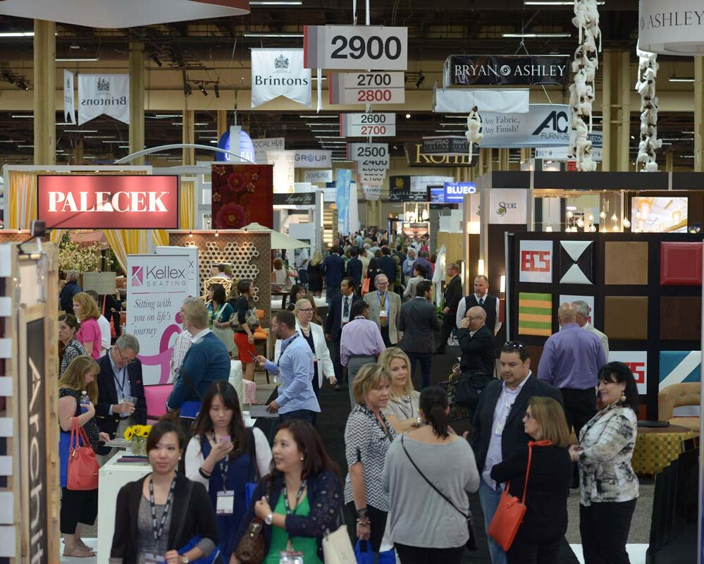 Designers and architects at the 2014 HDExpo
