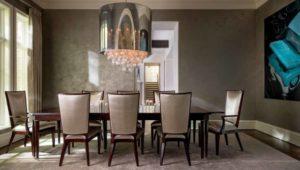 IBB's Stunning Dining Room Installation