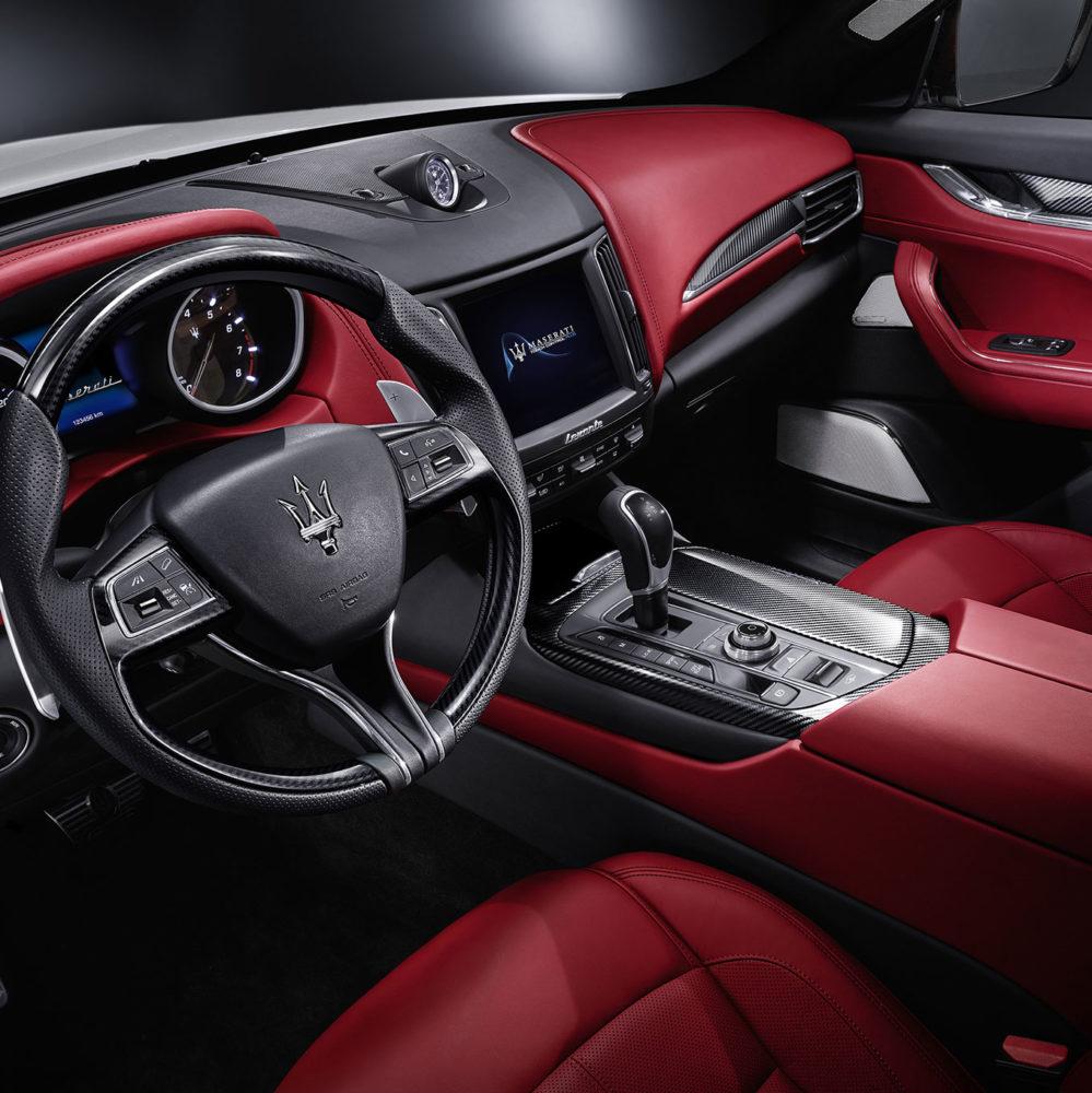 2018 Maserati Levante Interior: Aesthetics Vs Performance In Interior Design